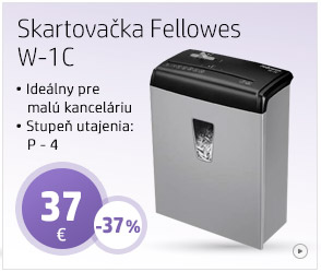 Skartovačka Fellowes W-1C