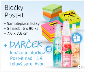 Bločky Post-it