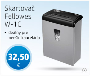 Skartovač Fellowes W-1C