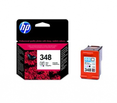 Cartridge HP C9369EE/348 - trojfarebna