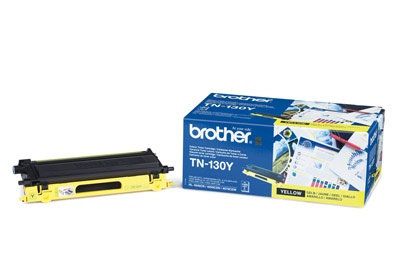Toner Brother TN-130Y - žltý