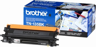 Toner Brother TN-135BK - čierny