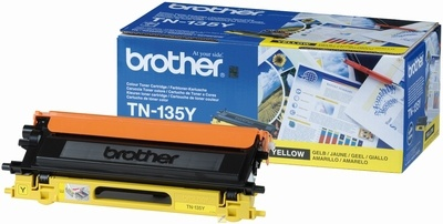 Toner Brother TN-135Y - žltý