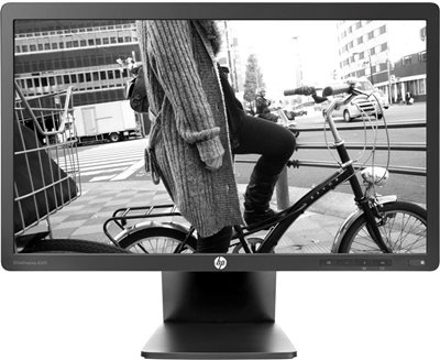 "20"" monitor HP EliteDisplay E201"