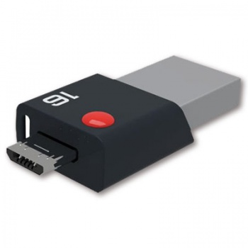USB Flash disk Emtec Click Dual 3.0 - 16 GB