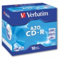 CD-R Verbatim - standard box, 10 ks