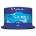 CD-R Verbatim - cake box, 50 ks