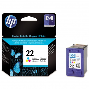 Cartridge HP C9352AE/22 - trojfarebna
