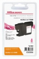 Cartridge Office Depot Brother LC1100M  - purpurová