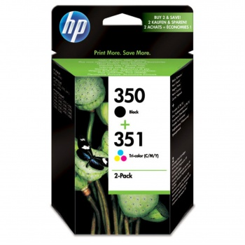 Sada cartridge HP SD412EE 350/351