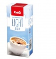 Mlieko do kávy Tatra - light 4 % tuku, 340 g