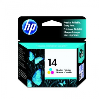 Cartridge HP C5010DE/14 - trojfarebna
