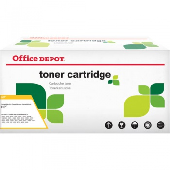 Toner Office Depot HP CE253A - purpurový