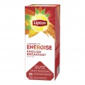 Čierny čaj Lipton Energise English Breakfast, 25x2g