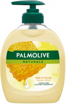Tekuté mýdlo - Palmolive, Milk & Honey,300ml