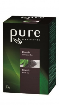 Čaj PURE TEA Selection - Classic, 25 x 2,5 g