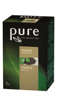 Čaj PURE TEA Selection - Darjeeling, 25 x 2,5 g