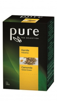 Čaj PURE TEA Selection - Harmanček, 20 x 1,6 g
