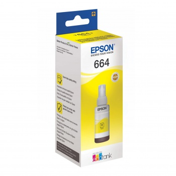Cartridge Epson T6644  - žltá