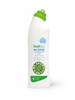 Čistič na toalety - Feel Eco, 750 ml