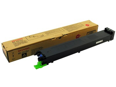 Toner Sharp MX-31GTBA - čierny