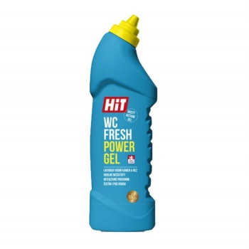 Čistič WC - HIT Fresh, 750 ml