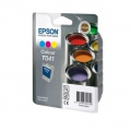 Cartridge Epson T041040 - trojfarebna