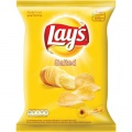 Chipsy Lays - solené, 77 g