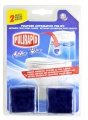 WC tablety Pulirapid Active Blue - 2 ks