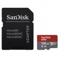 Adaptér SanDisk Ultra Android Micro SDHC/SD - 128 GB