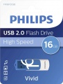 USB Flash Disk Philips Vivid - 16 GB, USB 2.0