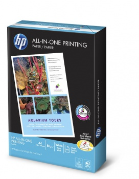 Kancelársky papier HP All-In-One - A4, 80 g, 500 listov