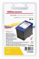 Cartridge Office Depot HP C6657A/57 - trojfarebná