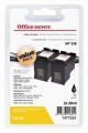 Cartridge Office Depot HP C8765E/338 - čierna