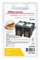 Cartridge Office Depot HP C9363EE/344 - trojfarebná