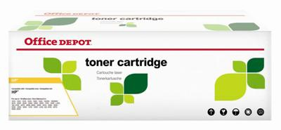 Toner Office Depot HP Q2672A - žltá