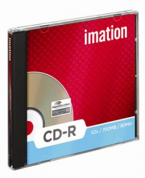 CD-R Imation, štandard box 1 ks
