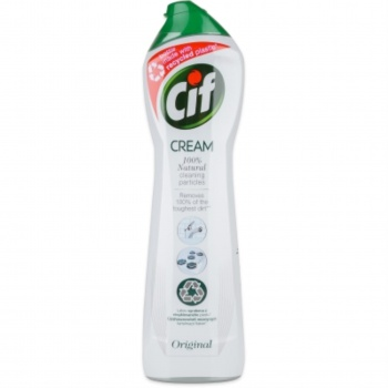 Čistiaci krém - Cif cream, 500 ml