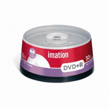 DVD+R Imation printable, cake box 30 ks