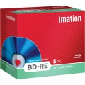 Disk BD-RE HD 25 GB 2x Imation, standard box 5 ks