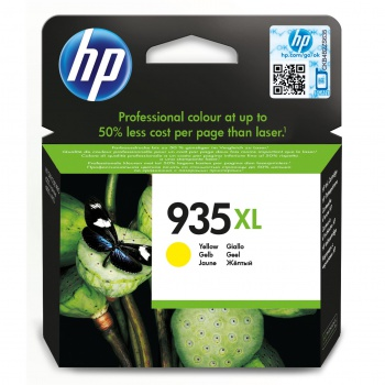 Cartridge HP C2P26AE#BGY C2P26AE 935XL  - žltá