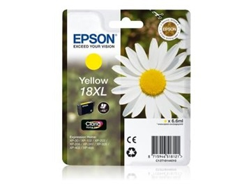 Cartridge Epson C13T18144010  - žltá