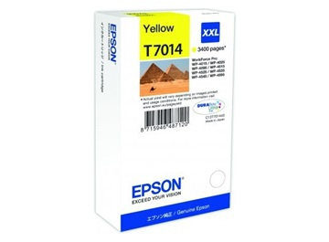 Cartridge Epson C13T70144010  - žltá
