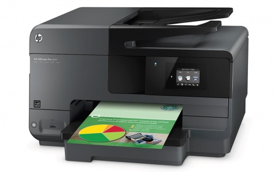 Multifunkcia atramentová HP All-in-One Officejet Pro 8610