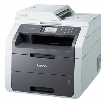Multifunkcia laserová Brother LED color DCP-9020CDW
