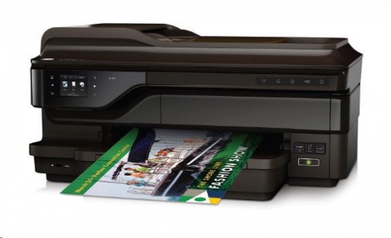 Multifunkcia atramentová HP All-in-One Officejet 7612A Wide