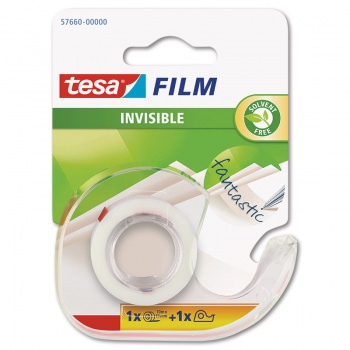 Lepiaca páska Tesafilm®Invisible - 19 mm x 10 m