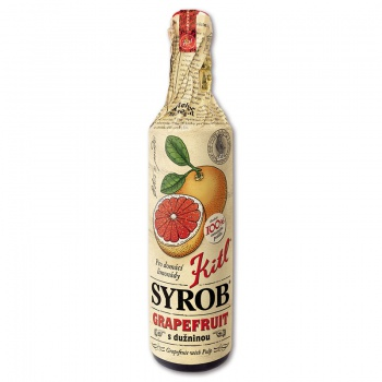 Kitl Syrob - grapefruit, 500 ml