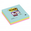 Bločky Post-it Super Sticky, Miami, 101 x 101 mm