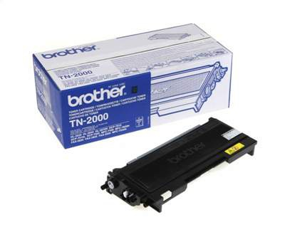 Toner Brother TN-2000 - čierna